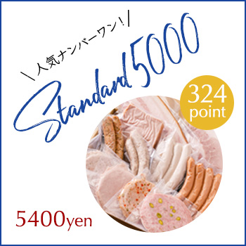 スタンダード5000